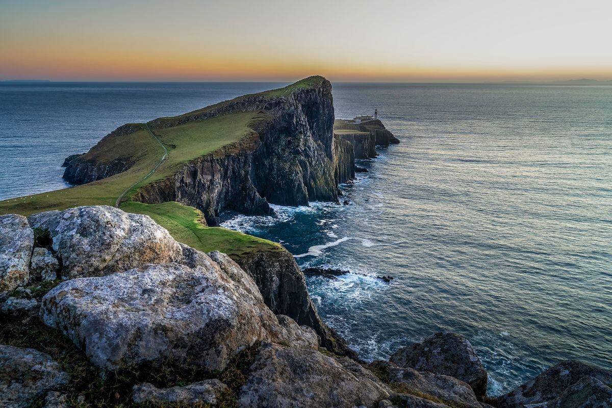 Neist Point (Isle of Skye / Schottland - Scotland) l&n214